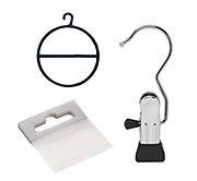 Accessory Hangers & Hooks