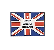 Made In Great Britain Ticket