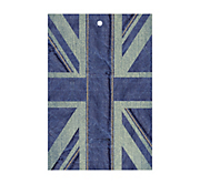 Union Jack Tickets - Denim