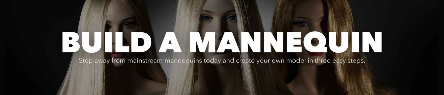 Build a Mannequin