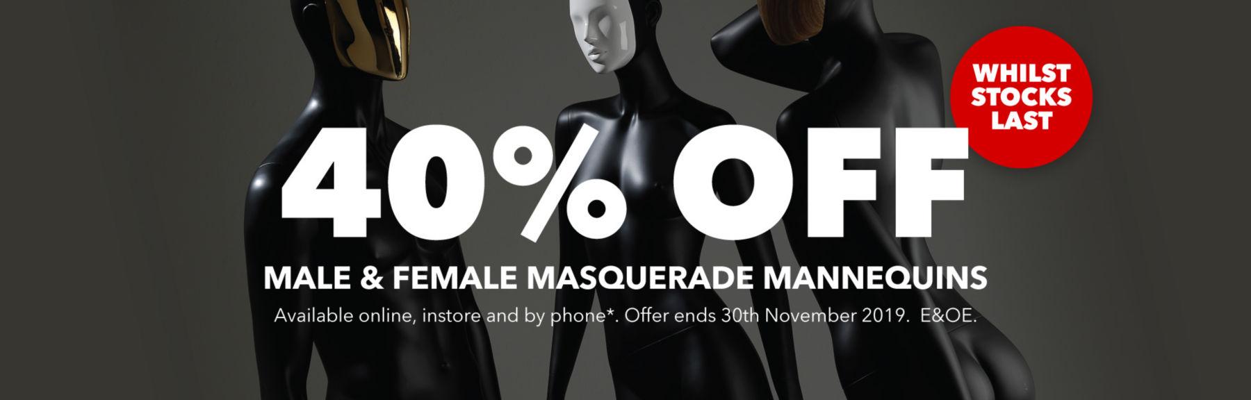 mannequins offer