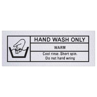 This guide explains what the washing and clothing care symbols on your garment labels say about how you should wash, dry, iron and bleach your clothes – taking you through all the essential steps of taking care of your wardrobe.