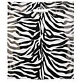 Animal Print Carrier Bags, Zebra print - 39 x 45 x 8cm -