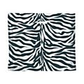 Animal Print Carrier Bags, Zebra print - 56 x 45 x 8cm -