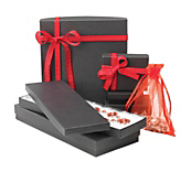Black Accessory Gift Boxes