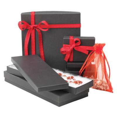 Accessory Gift Boxes Black