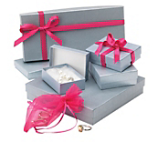 Silver Accessory Gift Boxes
