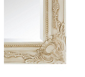 Antique Ivory Mirrors