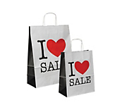 Sale Promotion Carrier Bags
