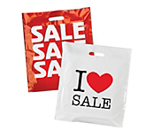 Sale Promotion Plastic Carrier Bags