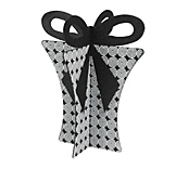 Black Gift Decorations