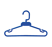Blue Spectrum 42 Coat Hangers
