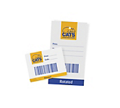 Cats Protectin Tickets & Labels - CP