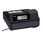 Casio SE-G1 Cash Register - Black