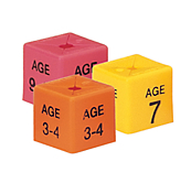 Childrens Size Cubes