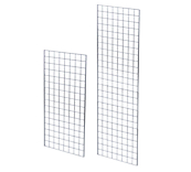 Chrome Gridwall Systems