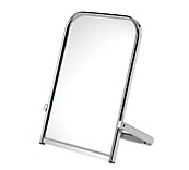 Chrome Plated Shoe Mirror