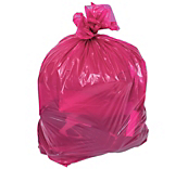 Clear & Coloured Refuse Sacks
