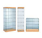 Clearview Jewellery Cabinets
