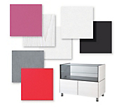 Banko Counter Panels