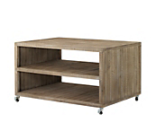 Heritage Rustic Table Display Unit