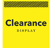 CLEARANCE - Display
