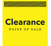 CLEARANCE - Point of Sale