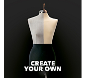 Create Your Own Female  Dummy