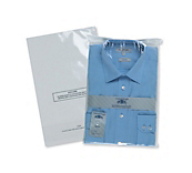 Crystal Clear Shirt Bags