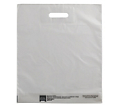 Frosted Degradable Carrier Bags