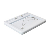 Deluxe White Jewellery Presentation Tray