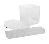 Acrylic Boxes & Trays