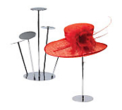 Metal Hat Display Stands