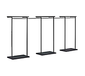 Edge Five Hanging Wall Bay Black