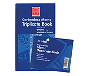 Economy Duplicate and Triplicate Books