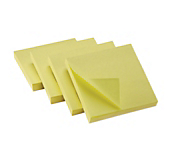 Essentials Sticky Note Pad
