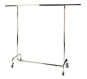 Extendible Clothes Rails