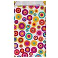 Printed Deluxe Kraft Bags - Small - 12 x 20 x 4cm-  Pack of 250 -F53686