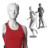 Sports Female Mannequins