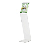 Floor Stand Card Holder