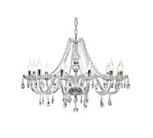 Garland Crystal Chandelier