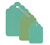 Green Swing Tags