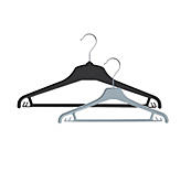 Durable Plastic Hangers