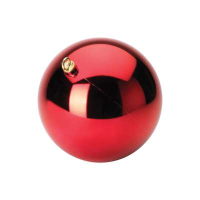 Plain Red Baubles