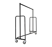 Super Heavy Duty Clothing Rails