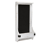 Heritage White Chalkboard With Box