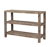 Heritage Rustic Open Shelving Units