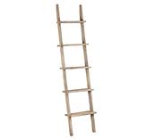 Heritage Rustic 5 Tier Ladder Display
