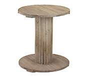 Heritage Rustic Cable Table