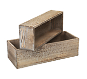 Heritage Rustic Display Boxes
